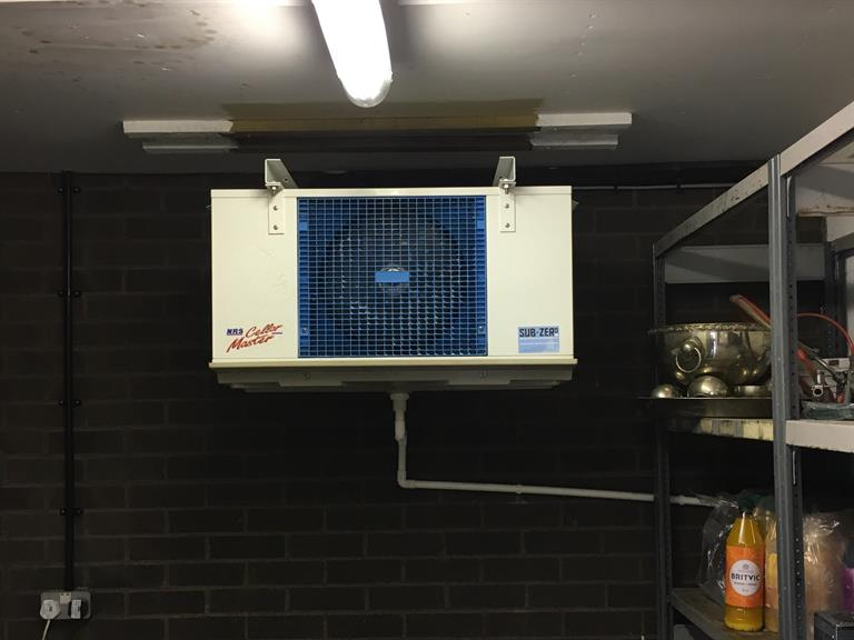 cellar cooling systems